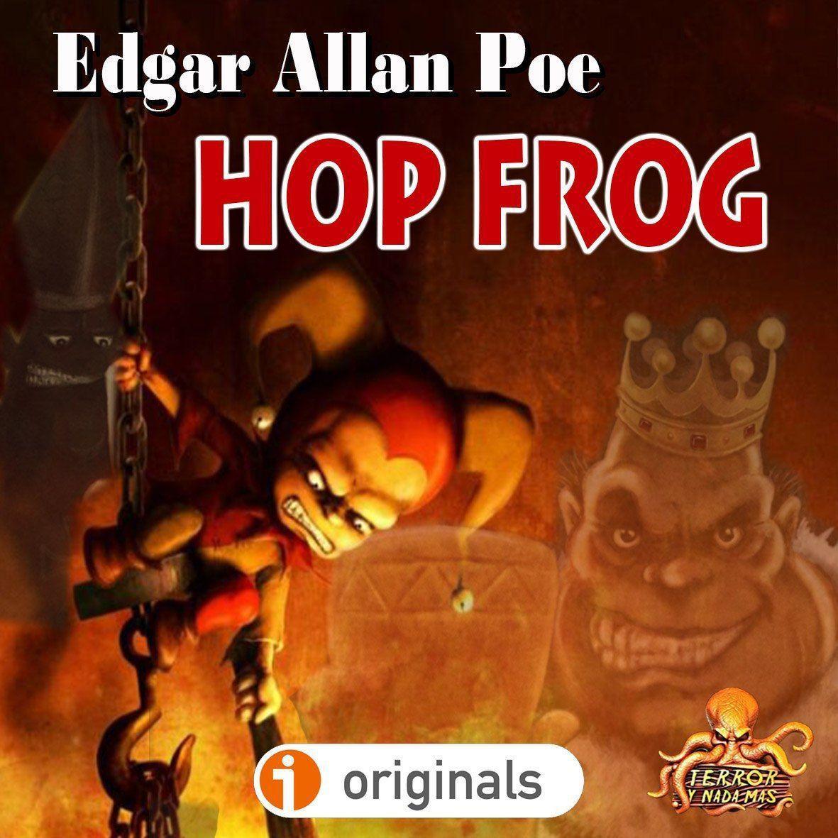 Banner Edgar Allan Por Hop Frog