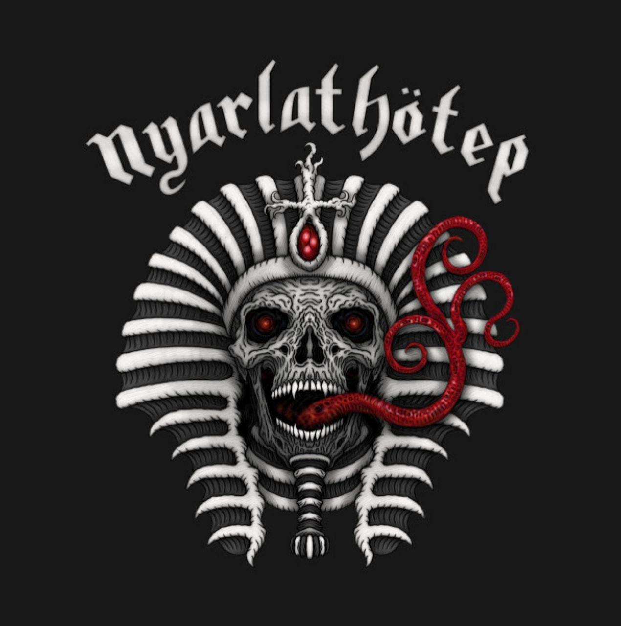 Banner H.P.Lovecraft - Nyarlathotep
