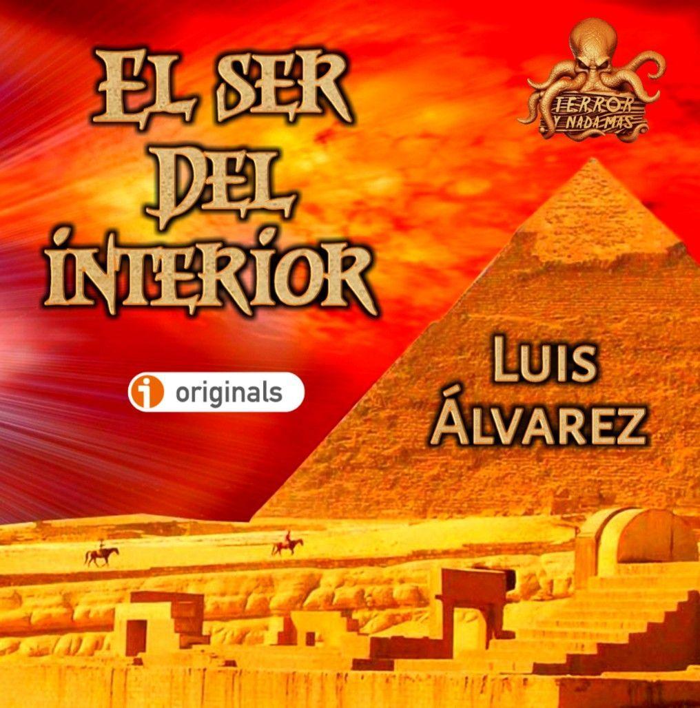 Banner Luis Alvarez - El Ser Del Interior