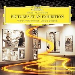 Pictures at an Exhibition by Modest Mussorgsky ;   Wiener Philharmoniker ,   Gustavo Dudamel