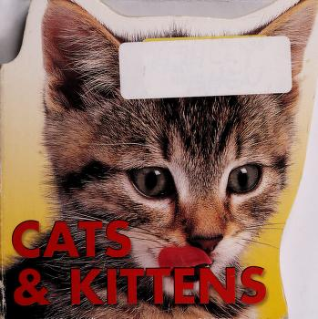 Cover of: Cats & Kittens(Shaped Board Book) | The Staff of Paradise Press