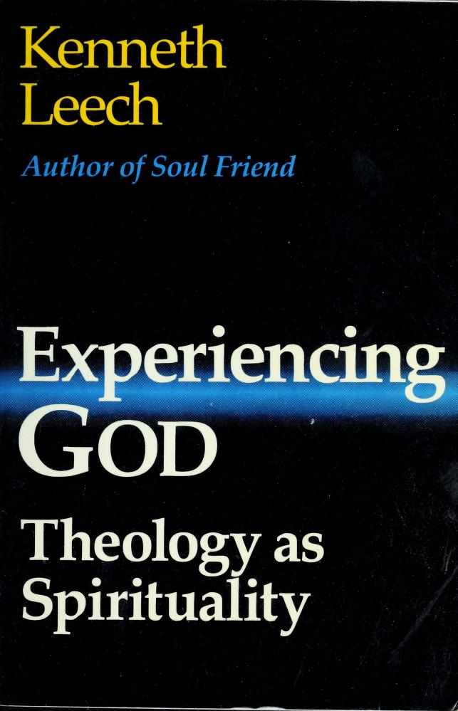 Experiencing God by Kenneth Leech