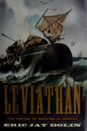 Cover of: Leviathan | Eric Jay Dolin