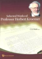 Cover of: Selected works of Professor Herbert Kroemer